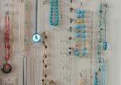 Union Square Handbag and Jewelry Wall Display