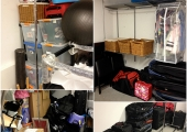 Midtown Manhattan Storage Room Before and After