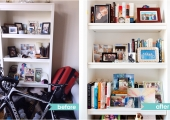 Sheridan Square Shelf Reorganization