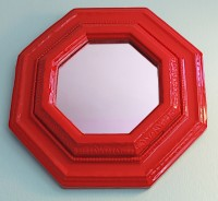 red mirror - SOLD