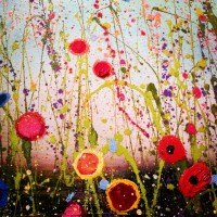 flower-painting-affordable-art-fair