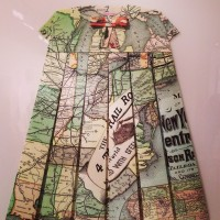 paper-map-dress-affordable-art-fair