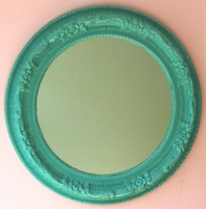 Aqua_round_mirror
