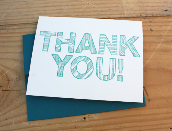 How To Write A Thank You Note To A Teacher (With Sample Notes
