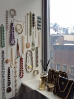tribeca jewelry wall