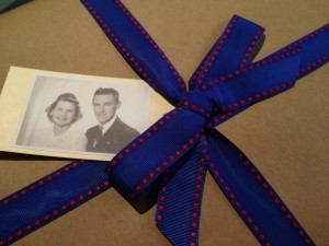 personalized photojeanie packaging