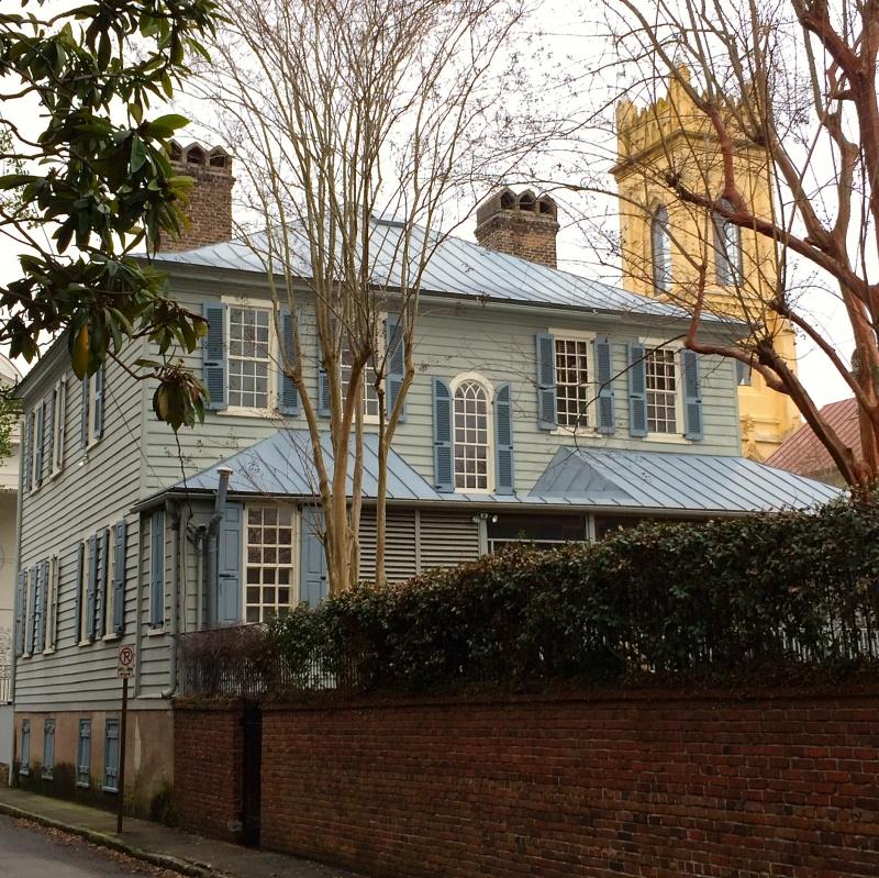 Charleston Sc Homes: Colorful Homes Of Charleston, South Carolina