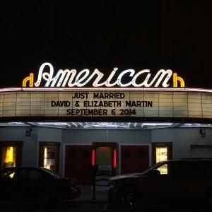 american theater upper king road charleston south carolina