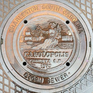 storm sewer cover charleston south carolina